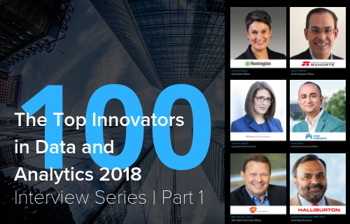 The Top Innovatorsin Data andAnalytics 2018-1